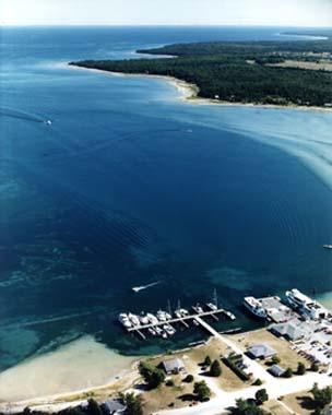 St. James Township-Beaver Island Marina