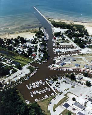 Caseville Marina