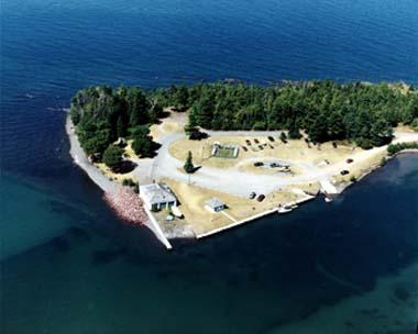 Eagle Harbor State Dock