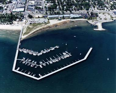 East Tawas State Dock
