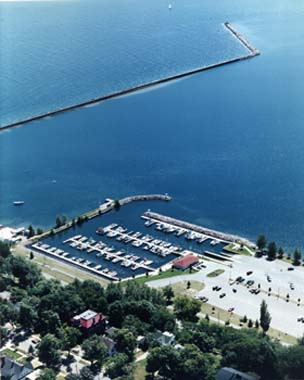 Marquette - Cinder Pond Marina