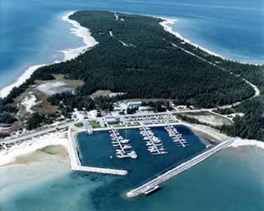 Presque Isle State Harbor