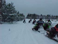 snowmobiling picture