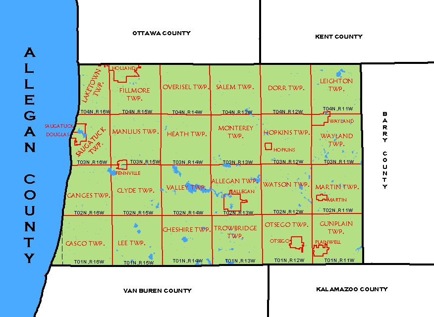 map of ottawa county with Allegan County Michigan on Michigan together with Minks Reward Brant Ontario 1 furthermore Theatre St Denis furthermore Ordnance Survey Cotswolds Glos Routes further Bismarck Shopping Bus Trip 24179056.