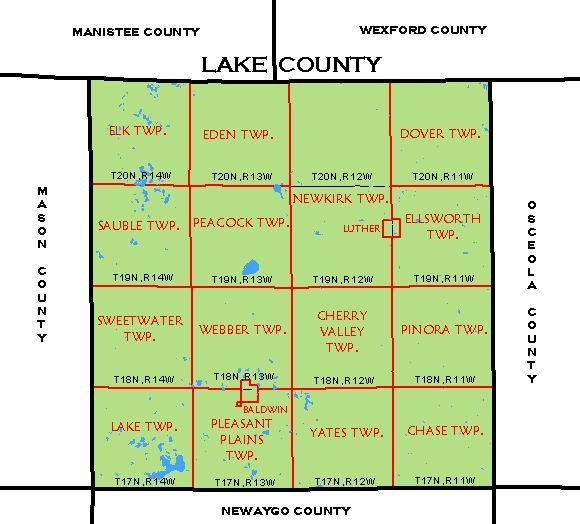 Cf Map Lake County